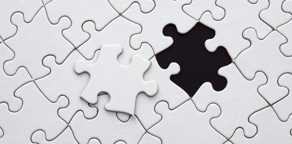 Piece off your site in a puzzle - Job and corporate process adaptations