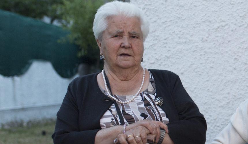 María, abuela de nietos sordos